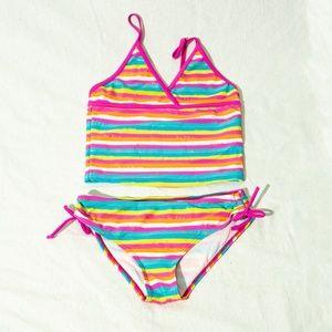 Jantzen 2 piece bathing suit - Girls Size 10